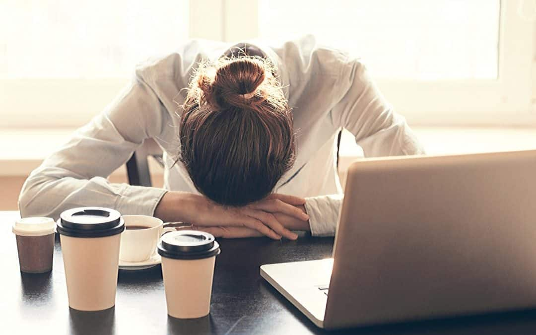 Are you or your organisation suffering from burn-out syndrome?